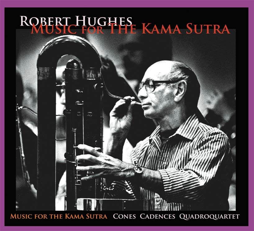 audio CD Music for the KamaSutra for large ensemble and orchestra by Robert Hughes